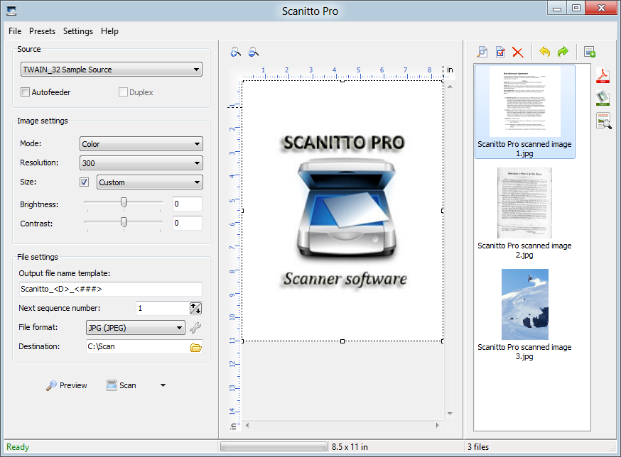 Scanitto_Pro_screenshot