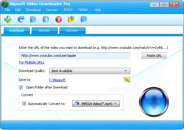 Bigasoft Youtube Downloader Pro Portable~Majoruploader~ Free Download