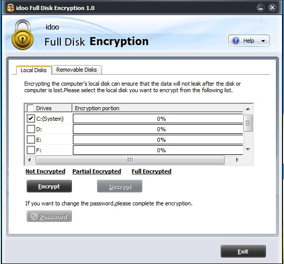 idoo_full_disk_encryption
