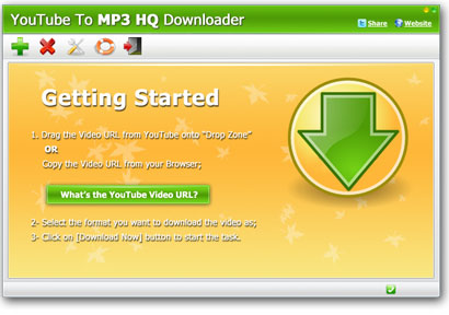 Free YouTube to MP3 High Quality Downloader (100% discount