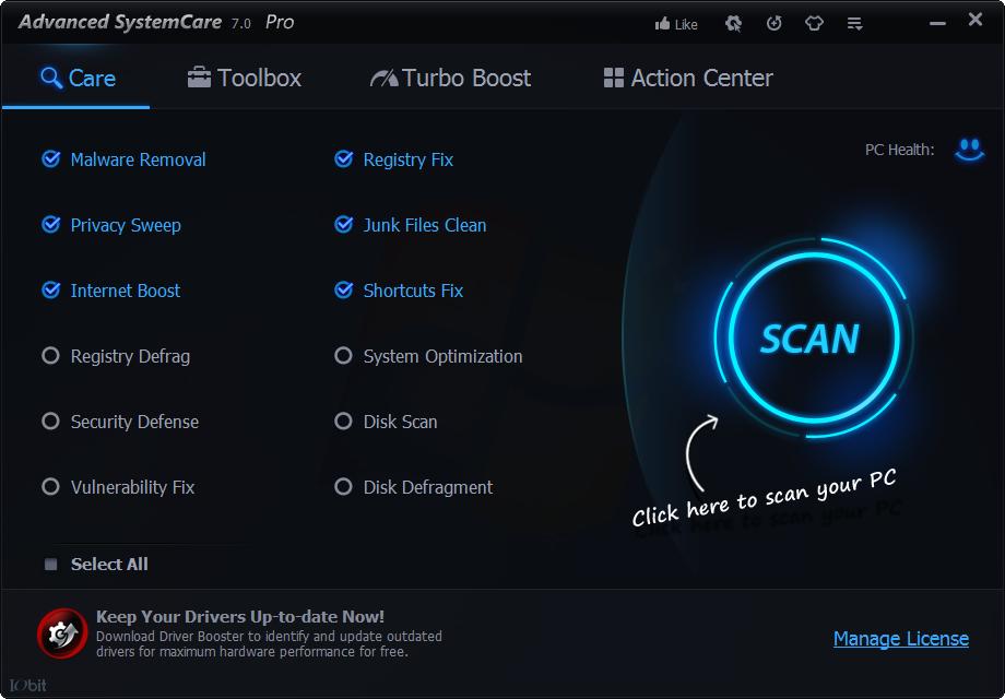 2013 11 01 110801 - Advanced SystemCare Pro 7.3 ( Kampanya )