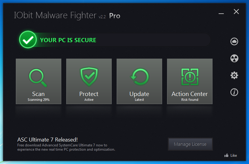 iobit malware fighter free activation code