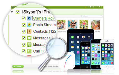 Free iSkysoft iPhone Data Recovery 100% discount  SharewareOnSale