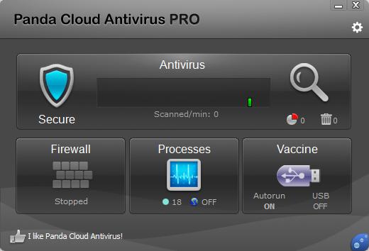 Panda Cloud Antivirus Pro gratuit 2014-04-08_120414