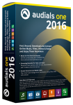 Audials One 2016_Boxshot