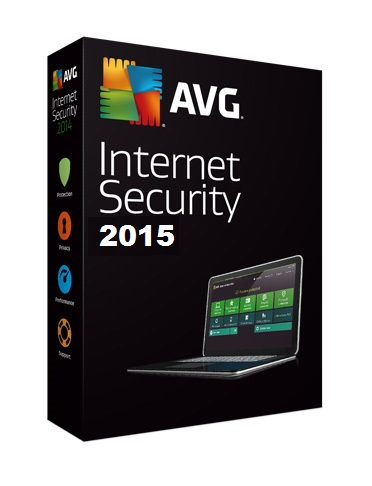 AVG Internet Security 2015 3PC 2Year license Key Number