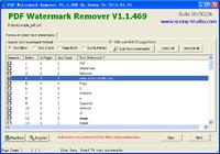 Free PDF Watermark Remover (100% discount) | SharewareOnSale