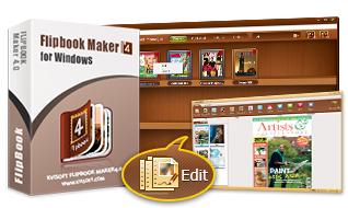 Kvisoft Flipbook Maker – 将 PDF 文档转换为 Flash 或者 HTML5丨反斗限免