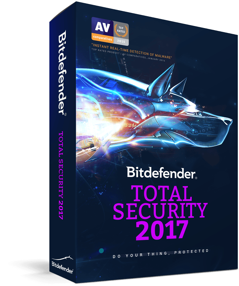 bitdefender total security 2018 free version
