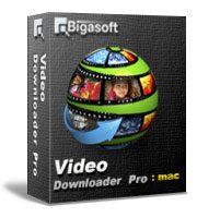 bigasoft video downloader for mac