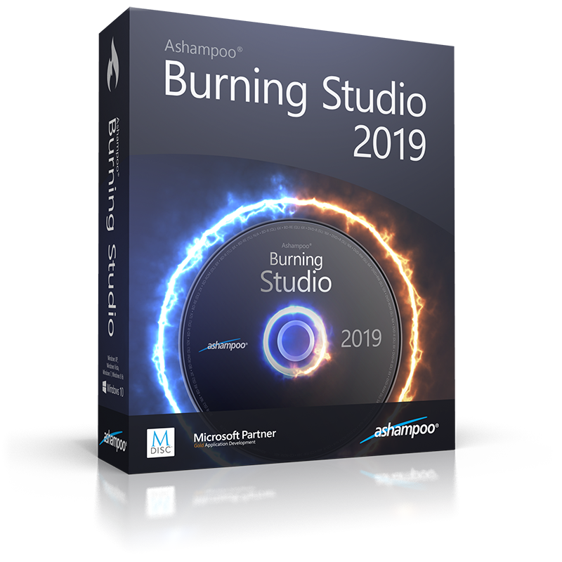 Free Ashampoo Burning Studio 2019 (100% discount