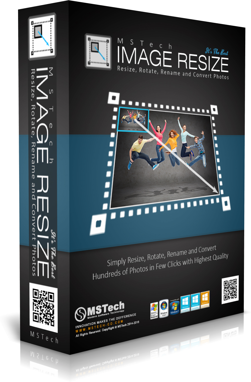 best software to reduce image size without losing quality