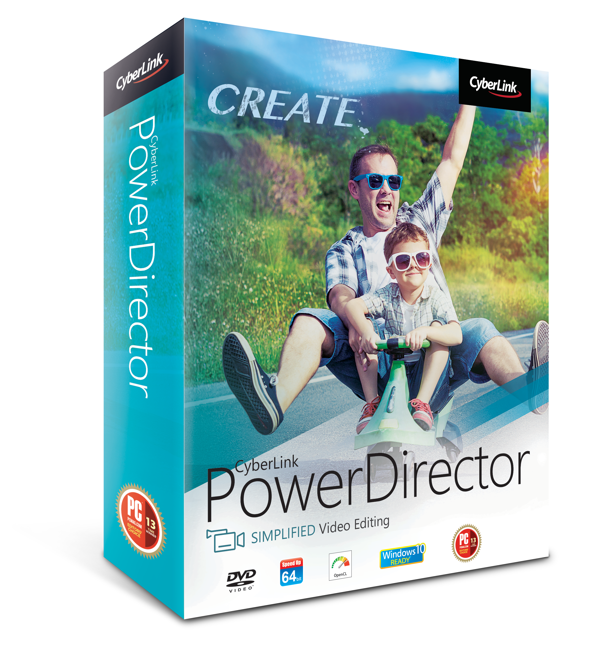 cyberlink powerdirector 14 giveaway