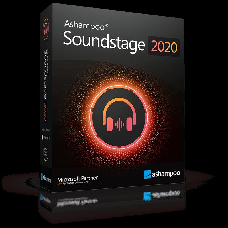 Free Ashampoo Soundstage 2020 (100% discount)   SharewareOnSale